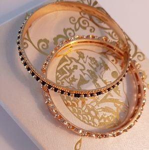 Beautiful intricate bracelets and box from India!!